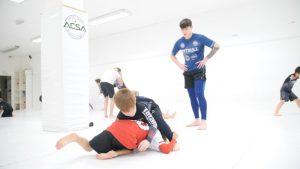 MMA Kids Coach