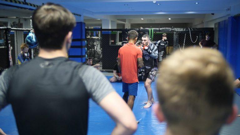Beginner MMA Classes Liverpool
