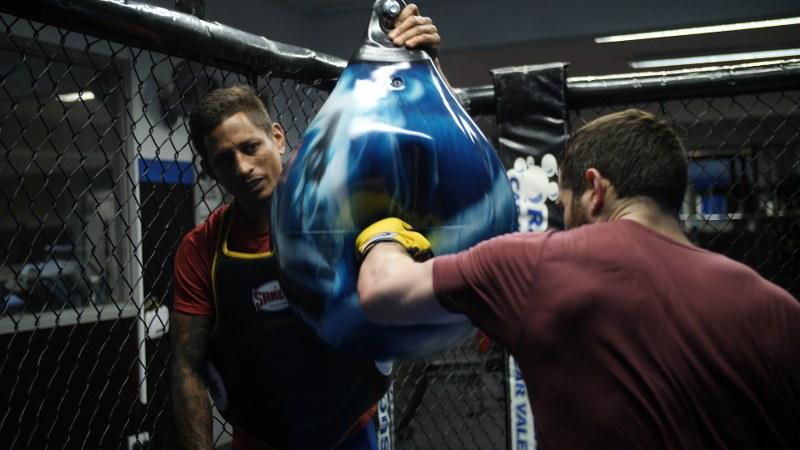 MMA Kickboxing Liverpool