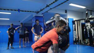 MMA Coach Liverpool
